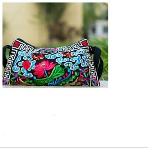 Handbags - Just In! Vintage Embroidery Shoulder Bag